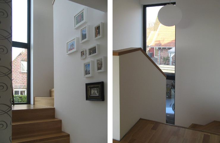 Moderner Anbau an ein 50iger Jahr Haus Teil2 | mo architekturblog